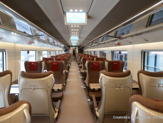Hostess Frecciarossa